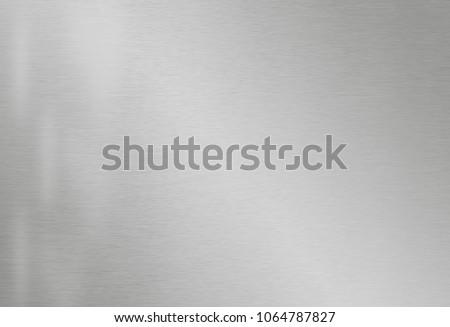 Steel plate metal background #1064787827