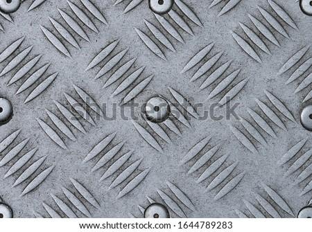 Steel plate texture. Steel background. Steel plate background
