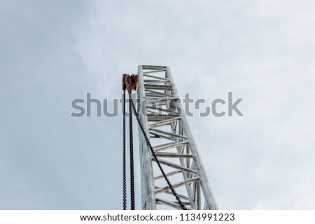 Steel Structure select background