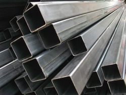 Steel tube, square high carbon metal tube  for construction site