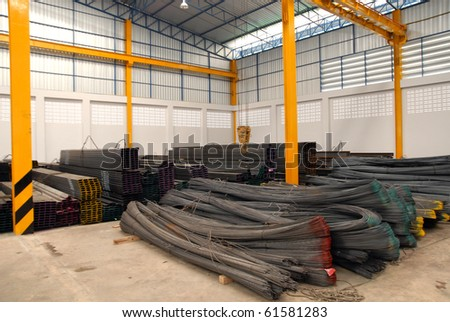 steel warehouse