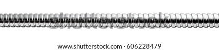 steel water shower hose