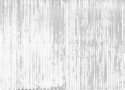 steel white fence