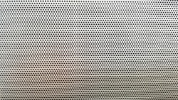 Steel with black hole grilles for the background,metal grid wicker texture,Steel texture, Pattern of dots