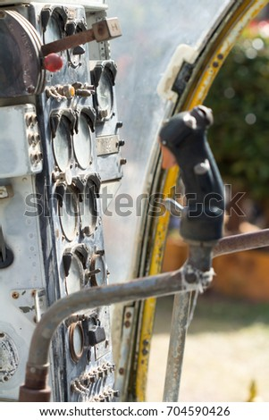 steering wheel  aircraft  pilot'...