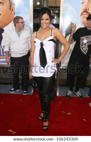 Steffiana De La Cruz  at the Los Angeles Premiere of 'Paul Blart Mall Cop'. Mann Village Theatre, Westwood, CA. 01-10-09