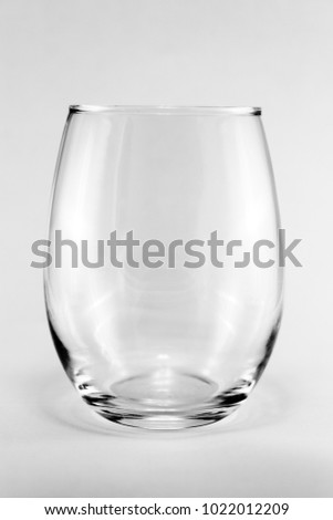 stemless wine glass #1022012209