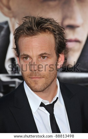 "Stephen Dorff at the Los Angeles premiere of his new movie ""Public Enemies"" at Mann Village Theatre, Westwood. June 23, 2009  Los Angeles, CA Picture: Paul Smith / Featureflash"