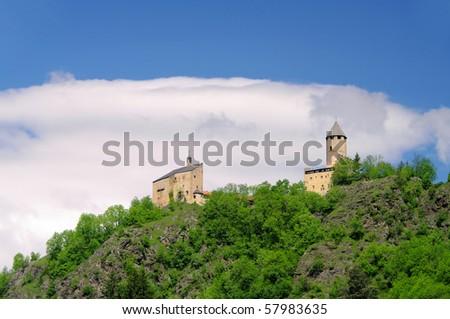 Sterzing castle Sprechenstein