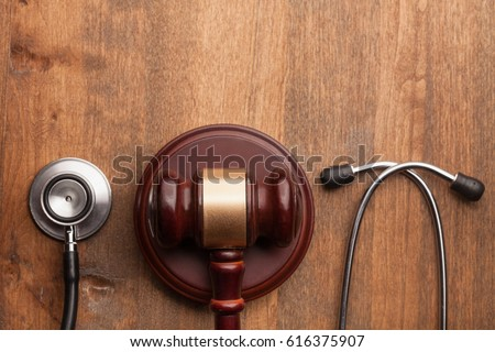 stethoscope and judgement...