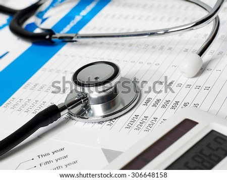 Stethoscope and review papers