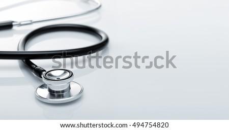 stethoscope background.