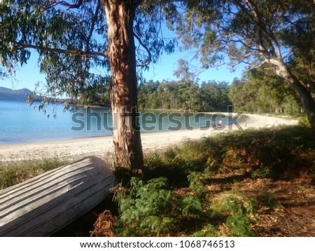 Stewarts Bay Tasmania #1068746513