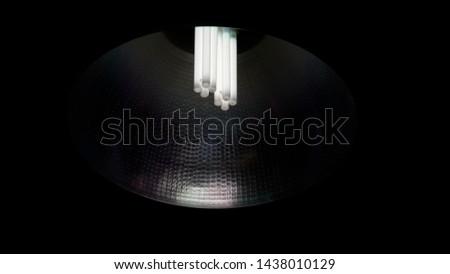 Stick like LED light bulb with metal dome like Light probe #1438010129