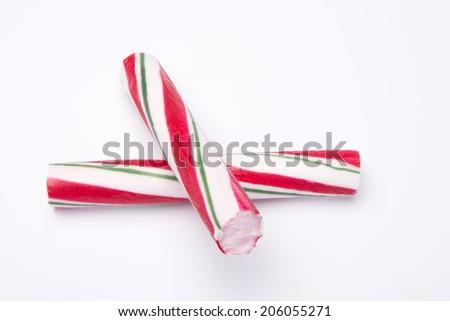 stick of barley sugar Stockfoto ©