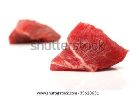Still Life - Raw Beef