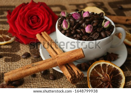 Still Life Roses for coffee shop map