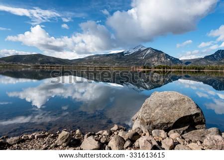 still water colorado lake...