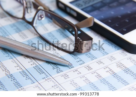 Stock calculation,Tax
