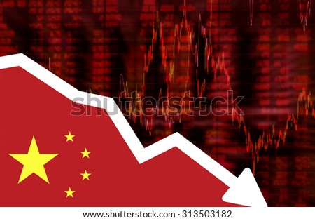 Chinese Yuan Reach Lowest Value Six Year Downward Trend ...