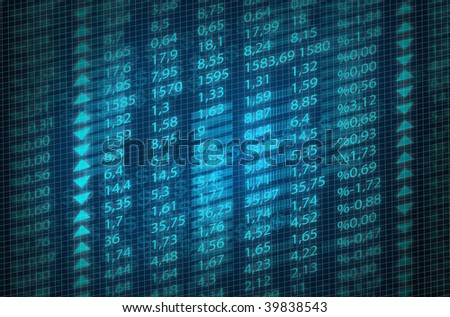 stock exchange quotes