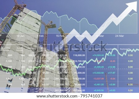 stock financial research data...