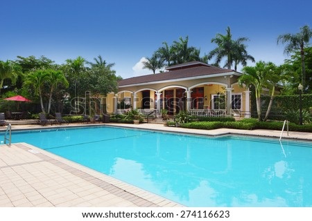 stock-photo-stock-image-of-a-residential-community-swimming-pool ...: www.shutterstock.com/pic-274116623/stock-photo-stock-image-of-a...