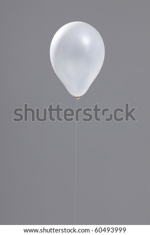stock image of the balloon