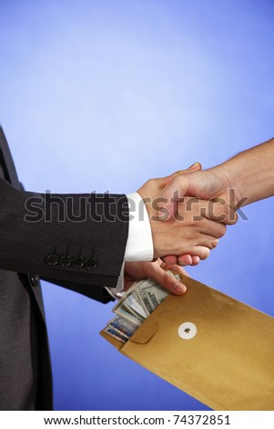 stock image of the busines deal seal