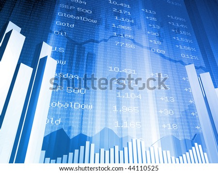 Stock Market Index Small