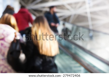 Stock photo blurred store with background #279472406