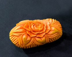 Stock Photo - Vegetable and Fruit Carving
