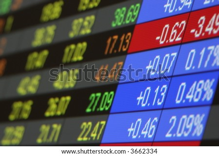 Stock Quotes, Real time quotes at the stock exchange