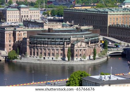 'Riksdag' Is The Parliament Of? - Pakistan General Knowledge