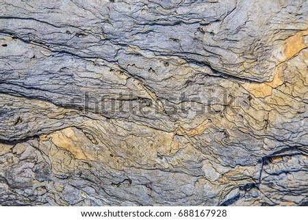 Stone background texture/Surface of the marble with colorful/Antique texture wall from stone/Natural slate stone texture/Beautiful colorful texture stone background/Rust stone texture/Rock background/ #688167928