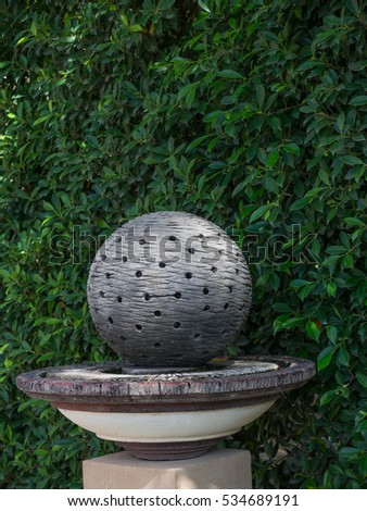 Free Photos Stone Balls Decorative Granite Sphere Avopix Impressive Stone Ball Garden Decoration