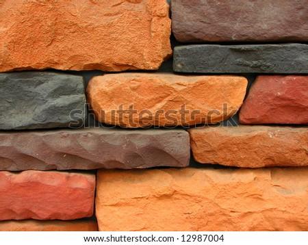 Frederick Block, Brick and Stone