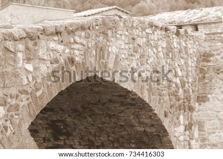 stone bridge #734416303