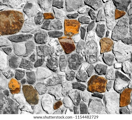 stone elevation natural #1154482729