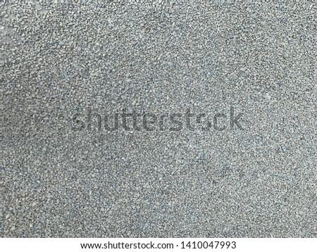Stone flakes background. Stone floor. #1410047993