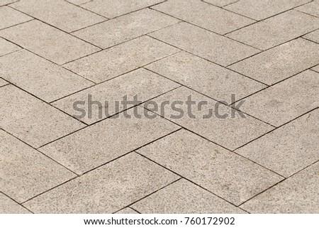 Stone Floor Background Textured 760172902