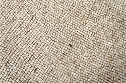 Stone Floor Texture with copy space, may use as background