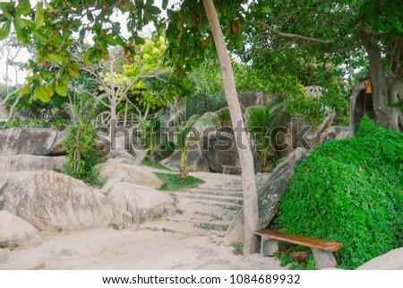 Free photos Stone garden hon Chong (Nui Hon Chong) in Nha Trang ...