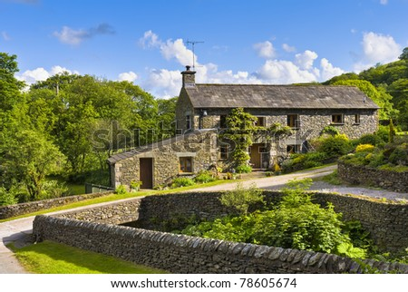 Stone House set in Countryside