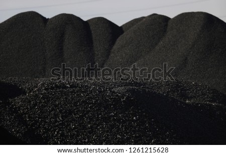 Stone Material, Rock - Object, Material, Coal, Graphite #1261215628
