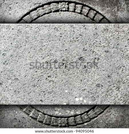 stone template