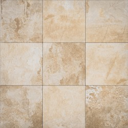 stone texture tile background patchwork, brown