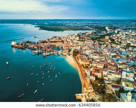 Stone Town, Zanzibar's Port