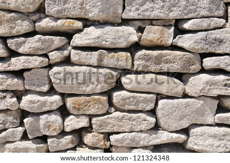 Stone wall - Background