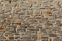 Stone wall rustic texture  background